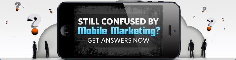 Mobile Marketing Free Report Header